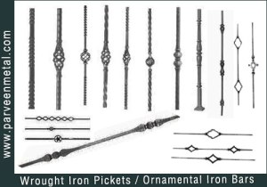 wrought-iron-pickets
